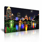 THAILAND 1 Cityscape Asia 1-21 Canvas Framed Printed Wall Art ~ More Size