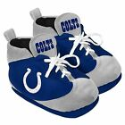 Indianapolis Colts Sneaker Slippers MENS Colorblock by Forever Collectibles on eBay