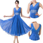 Chiffon Sexy New Prom Party Dress Evening Homecoming Dresses Bridesmaid Cocktail