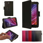 Slim Leather Foldable Case Cover with Stand for Asus MeMo Pad 7 (ME176CX)