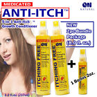 ON Natural Anti-Itch Growth Conditioner 2pc BUNDLE DEAL (Leave-In Conditioner)