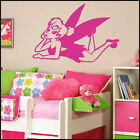 LARGE TINKERBELL CHILDREN WALL STICKER NEW TRANSFER UK SAME DAY DESPATCH