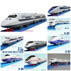 JAPAN TOMY PLARAIL SHINKANSEN RAILWAY MOTORISED TRAIN 2 SPEED & LIGHT S01-S10