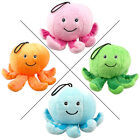 Cute Squeaker Octopus Puppy Cat Dog Toys For Dogs Plying Pink Yellow Green Blue
