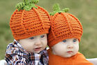 Baby Boys Girls Beanie Crochet Knit Hat Winter Warm Cap Fit  Photo Costume Props