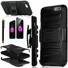 For Apple iPhone 6 Plus /iPhone 6 Shockproof Impact Case Cover Holster Belt Clip