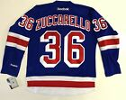 MATS ZUCCARELLO NEW YORK RANGERS REEBOK NHL PREMIER HOME JERSEY NEW WITH TAGS