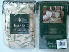 NEW RALPH LAUREN DESERT PLAINS PERENNIAL beige green floral EURO PILLOW SHAM