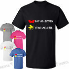 Float like a butterfly, sting like a bee Ali T-Shirt Brand Mens,Womens Tshirts