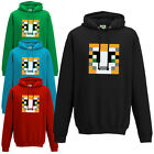 STAMPYLONGNOSE HOODIE - MR MENS & KIDS CAT GAMER YOUTUBE STAMPY UNISEX HOODY TOP
