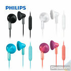 PHILIPS SHE3015 Headphones with MIC for Mobile Android HTC Samsung LG iPhone