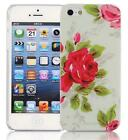 JAMMYLIZARD Garden Collection Back Cover Hard Case for iPhone 5 / 5S