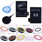Qi Wireless Charger Pad + Receiver Card for Samsung Galaxy S 3 III i9300 #BMT