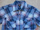 Western Plaid Shirt. Dickies. Short Sleeve. L,XL,2XL.NWT.$36.