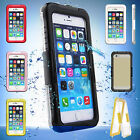 For iPhone 6/6Plus Waterproof Shockproof Dirt Snow life Proof Durable Case Cover