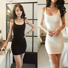 Sexy Women BodyCon Evening Party Package Hip Condole Belt Vest Dress Reliable