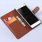 Book Flip Wallet stand Leather Cover Case For XiaoMi Mi4 Mi 4 (7 Colors) b