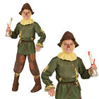 Childrens Rubies Wizard Of Oz Scarecrow Licensed Kids Fancy Dress Costume Outfit