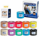 SPOL 1 Roll 5CMx5M Kinesiology Sports Elastic Therapeutic Muscle tape /10 color