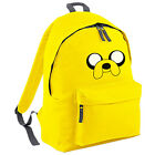 Adventure Time Jake The Dog Backpack - Funny Unisex School College Bag Rucksack