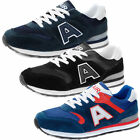 Mens Air Tech Synthetic/Textile Trainer Campus