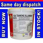 KA Tanking Slurry White / Grey Water Proofing Wall Sealer Waterproofer 25KG Tub