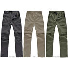 Cozy Best Men Safari Sun Protection Fast Dry Fabric Nano Breathable Pants TBUS