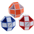 """Baby Children""""s Magic Snake Shape Game 3D Cube Puzzle Twist Puzzle Toy Favored"""