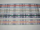 "4 yds Carousel Plaid - 2 1/2"" Wide Lion Grosgrain Poly Ribbon - Choice of Colors"