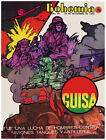 4961.Bohemia.soliders on tank.explosions.at war.POSTER.Decoration.Graphic Art