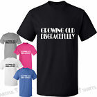 GROWING OLD DISGRACEFULLY T-SHIRT FUNNY MENS WOMENS BIRTHDAY Tshirts