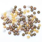 500pcs silver/golden/bronze/copper mini Spacer Bead for jewelry 4mm