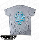 Fly Racing Motocross Enduro Quad Cross MX MTB BMX NEU T Shirt MVP Player Tee