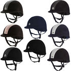 CHARLES OWEN YR8 SHOW JUMPING HACKING GP HORSE RIDING HELMET ALL SIZES & COLOURS