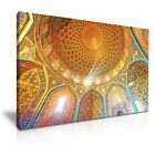 RELIGION Islamic Mosque Canvas Framed Printed Wall Art 15 ~ More Size