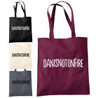 Danisnotonfire Shopper Tote Bag - Dan Howell Blog Fan Vlogger Fashion Bags