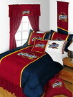 Cleveland Cavaliers Comforter and Sham Twin Full Queen King Size Sidelines