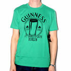 GUINESS T SHIRT - EST 1759 100% OFFICIAL IMPORT WITH TAG ST PATRICKS DAY T SHIRT