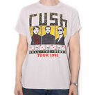 RUSH T SHIRT - ROLL THE BONES TOUR 1992 REPLICA 100% OFFICIAL US IMPORT PROG T!