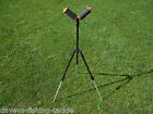 MARKSMAN STALKER TRIPOD TELESCOPIC HUNTING SHOOTING AIR GUN RIFLE REST STAND