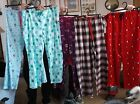 NWT  Soft Sensations Womens Pajama Bottoms Loungewear