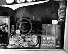 1938 No Beer Sold to Indians Sign in South Dakota WPA Photo