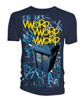 Doctor Who Vworp Vworp With Lines Titan Adult T-Shirt