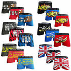 Men's New Trunk Novelty DE-DOS  Boxers Shorts Underwears 3 Pack S-XXL Cheapest