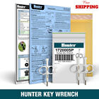 HUNTER HEAD ADJUSTMENT KEY TOOL Wrench Sprinkler Orbit K-Rain PGP Ultra I-20