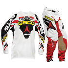 Alias A1 Motocross Pantaloni Tuta 2014 MX MTB DH FR Enduro Quad Cross Geico Team