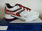 NEW LADIES WOMENS BABOLAT DRIVE 3 ALL COURT WHITE TRAINERS TENNIS SHOES BOXED