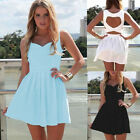 2015 Summer Beach Sexy Women's Cocktail Party Evening Bandage Mini Dress Skirts
