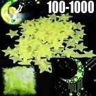 Glow In The Dark Stars Multi Pack Wall Stickers Kids Bedroom Nursery Ceiling Fun