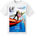 James Bond View To A Kill Movie Poster T Shirt (S-3XL) Retro 007 Roger Moore £11.99 GBP